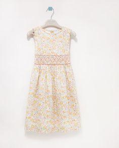 printLeigh Tucker Willow Rose Dress