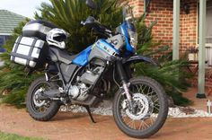 show us your XT660Z Tenere - Page 44 - ADVrider