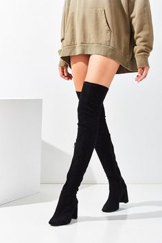 Jeffrey Campbell Cienega Over-The-Knee Boot  - click link for product details :)