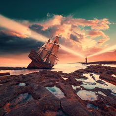 Photograph Glorious past by Caras Ionut on 500px