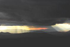 The Light Piercing the Darkness photo by Isaac Wendland (@isaacwendland) on Unsplash
