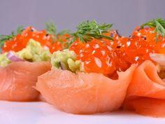 Receta | Finger food de salmón - canalcocina.es