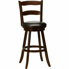 Eastpointe Wood Swivel Stool $300 original $179 sale