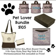 Thirty-One Gifts - Pet Lover Bund Find more great deals @ www.mythirtyone.com/hisgrace!