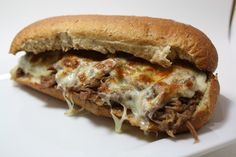 Italian Beef Crock Pot recipe