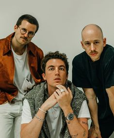 The guys for Photographed by 📸. Lany Band Wallpaper, Lany Lyrics, Ilysb Lany, Paul Jason Klein, Indie Pop Bands, Band Wallpapers, Celebs, Celebrities, Music Love