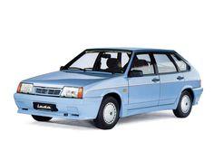 Lada Samara XTX '1990–94 .Версия для рынка Австрии