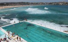 Icebergs Club in Bondi Beach, Sydney, Australia #pools #ThePurplePassport