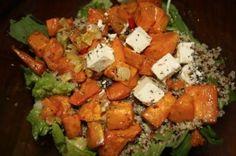 Winter Salad: Yummy Pumpkin, Feta & Quinoa — Mr Vitamins News