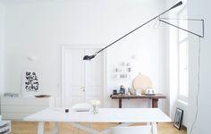 Ein Altbau-Traum in Weiß: zu Besuch bei traumzuhause in Wien | SoLebIch.de #homestory Foto: traumzuhause
