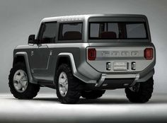 Image result for ford bronco concept