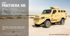 Armoured Personnel Carrier - panthera N6
