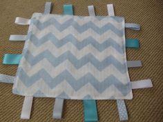 BREATHABLE-CHEVRON-MUSLIN-Tag-Blanket-Taggie-with-FREE-Toy-Link Tag Blanket, Blankets, Chevron, Toys, Link, Free, Carpet, Blanket, Games