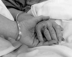 In Loving Hands - hospice nurse who takes photos of the caregiver and patient's hand.  Special moments are rarely captured this way, but are meaningful for many caregivers.