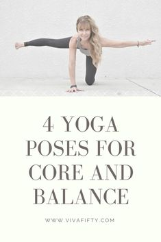 Keeping our abs and core strong becomes even more important as we age, to help support our backs and our balance. Here are four yoga poses that will help. Yoga for over 50 Diy Yoga, Yoga Bewegungen, Yoga Abs, Vinyasa Yoga, Ashtanga Yoga, Yoga Meditation, Yoga Inversions, Pilates Abs, Iyengar Yoga