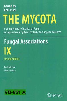 Fungal associations / volume editor, B. Hock
