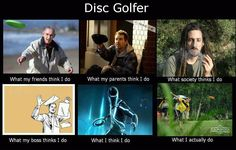 Relatively unknown by the general public, disc golf is an extremely challenging game both physically and mentally. Next time you play, grab a friend and turn them on to this ever-growing sport!