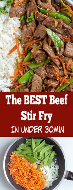 Five Approaches To Economize Transforming Your Kitchen Area Beef Stir Fry Dinner, Easy And Quick, Better And Quicker Then Any Take Out. Mince Recipes, Stir Fry Recipes, Beef Recipes, Chicken Recipes, Cooking Recipes, Healthy Recipes, Xmas Recipes, Healthy Lunches, Healthy Chef