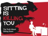 You'll think twice about sitting down for a long period of time after seeing this eye-opening infographic entitled, 'Sitting Is Killing You' via Medical Billing and Coding: The good news is