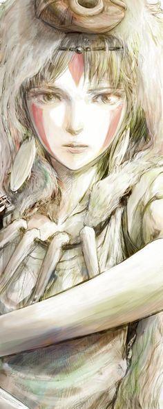 Princess Mononoke that is wonderfull