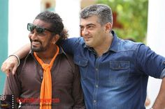 'Risk taking is a habit of Thala' – Stunt Silva  Read More http://tamilcinema.com/risk-taking-is-a-habit-of-thala-stunt-silva/