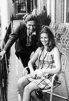 Johnny Cash and June Carter Cash :)