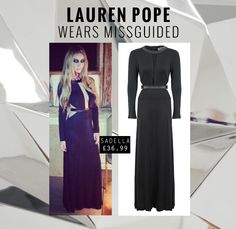 It's TOWIE O'Clock! How amazing is Lauren Pope's Halloween outfit featuring our very own Sadella maxi dress! The perfect Halloween glam style..Don't forget to keep a cheeky eye out for Missguided during the ads!..x >> http://www.missguided.co.uk/sadella-maxi-dress <<  #Missguided #TOWIE #LaurenPope #Peace #Love #Fashion #Style #Halloween #October #Event #Style #Zombie