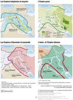 Irak, des Empires babylonien et assyrien à l'Empire ottoman