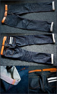 Japan Blue - 0700SP tight straight Momotaro by Japan Blue denim | Flickr - Photo Sharing!