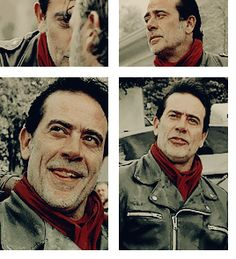 """wicked-chocolatine: """""""" Negan in 7x16 « You ever hear the one about the stupid little prick named Rick who thought he knew shit but didn't know shit and got everyone he that gave a shit about killed?..."""