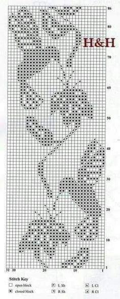 37 trendy ideas for crochet doilies filet cross stitch Simple Cross Stitch, Cross Stitch Bird, Cross Stitch Samplers, Cross Stitching, Cross Stitch Embroidery, Filet Crochet Charts, Crochet Doily Patterns, Knitting Charts, Crochet Stitches
