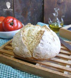 Irish bread and olive oil? Irish Bread, Sin Gluten, Crackers, Muffin, Sweets, Cookies, Baking, Desserts, Food
