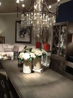 Caravan is a sophisticated collection witha pop of color that can reflect your own personal style through accesories and accent pieces! #lovehome #HGTVHome #HPMkt