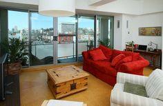 Brown College, Concrete Ceiling, Cork Flooring, Open Concept Kitchen, Floor To Ceiling Windows, Nassau, Lofts, Home Buying, Toronto