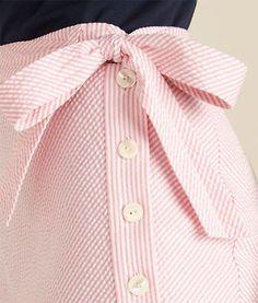 Seersucker Skirt from Vineyard Vines