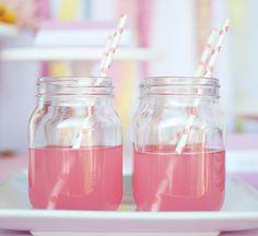 Pink  Yellow Twin Girls Baby Shower
