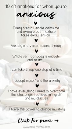 10 Affirmations for anxiety with free phone wallpapers Anxiety Coping Skills, Anxiety Tips, Anxiety Help, Social Anxiety, Stress And Anxiety, Calming Anxiety, Positive Affirmations Quotes, Affirmation Quotes, Affirmations For Success