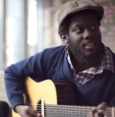 Michael Kiwanuka..he deserves be more well known, such touching music.