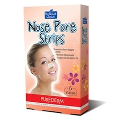Purederm Botanical Choice Nose Pore Strips are one-step cleansing treatment specifically designed to unclog pores and lift away unwanted blackheads. The strip removes dirt and oil which clog pores, leaving your skin clear and smooth. With continued use of Nose Pore Strips works to tighten pores, keeping skin looking and feeling fresh.