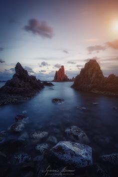 """""""Arrecife de las Sirenas VI"""". - Parque Natural de Cabo de Gata (Almería, Spain).  You can visit my <a></a><a href=""""https://www.facebook.com/Ignaman.Photography""""> Facebook Photography Page</a> and leave your opinions."""