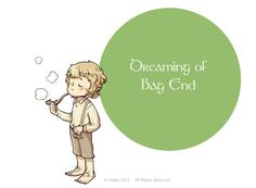 dreaming of bag end by haleyhss on deviantART