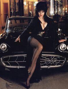 Elvira--she brought taste to horror