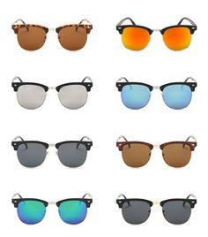 Wayfarer Colored Lenses Sunglasses