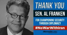 Kudos to You, Senator Al Franken!