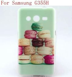 Flower Love Life Gift Style Case For Samsung Galaxy Core 2 G355h