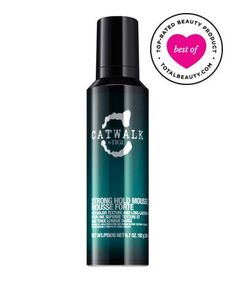 Best Curly Hair Product No. 1: Tigi Catwalk Strong Mousse, $17, 20 Best Products for Curly Hair - (Page 21)