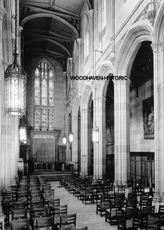 Dwight Hall/Chapel. Yale University. New Haven, CT.