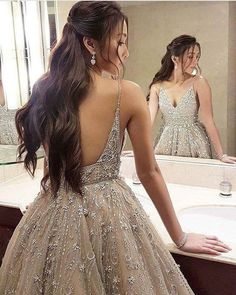 Custom Dresses inspired by Haute Couture Designer Evening Fashion – Wedding Gown Evening Dresses, Prom Dresses, Formal Dresses, Wedding Dresses, Dress Vestidos, Pretty Dresses, Beautiful Dresses, Beaded Wedding Gowns, Prom Outfits