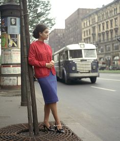 Budapest, Good Old, Buses, 1960s, History, Photography, Travel, Style, Fashion