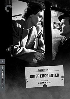 Celia Johnson & Trevor Howard & David Lean-Brief Encounter The Criterion Collection
